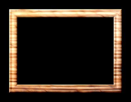 Yellow - Brown Frame