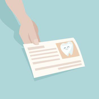name card dentist