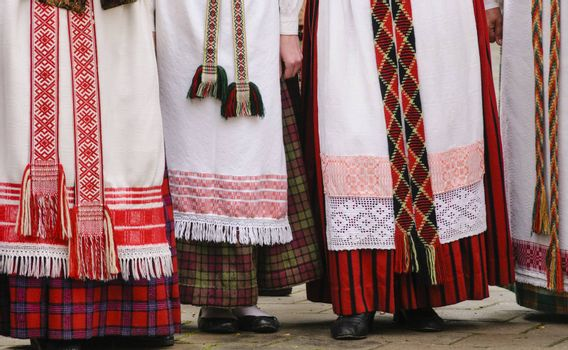 Lithuanian traditional dresses