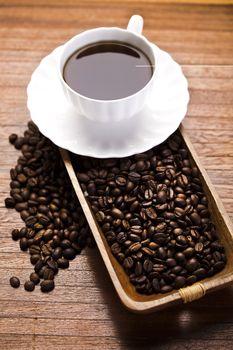 Caffeine overdose, vivid bright theme