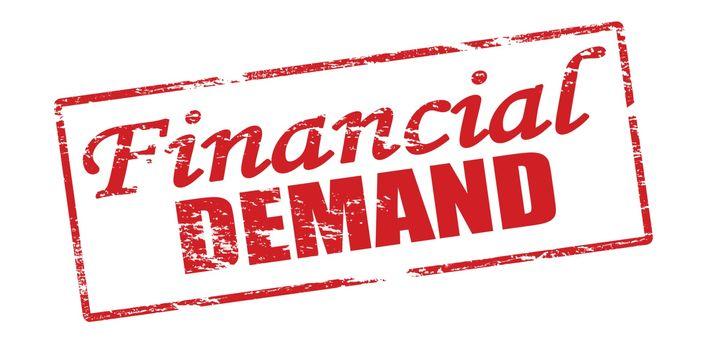 Financial demand