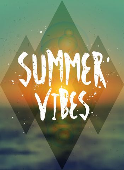 Summer Vibes Poster Design