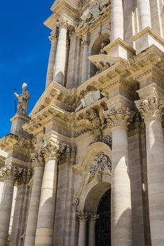 Duomo di Siracusa - Syracuse Catholic Cathedral, Sicily, Italy