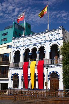 Casino Espanol (Spanish Casino) in Iquique, Chile