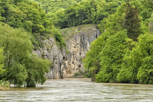 Danube breakthrough