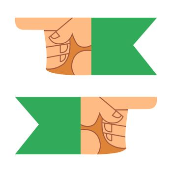 cursor pointer finger hand