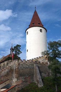 Medieval castle.