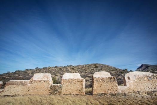 Stone American Civil War Fort