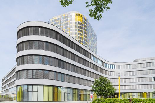 New headquarters of German car owners association ADAC