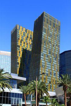 Las Vegas City Center Complex