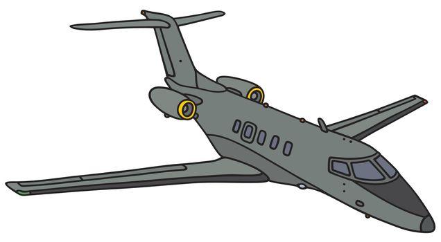 Dark small jet