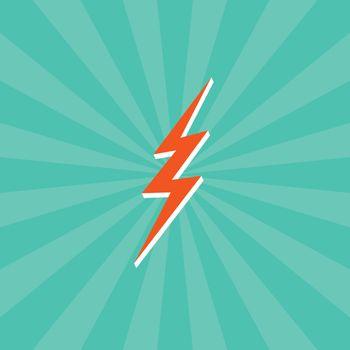 lightning bolt theme