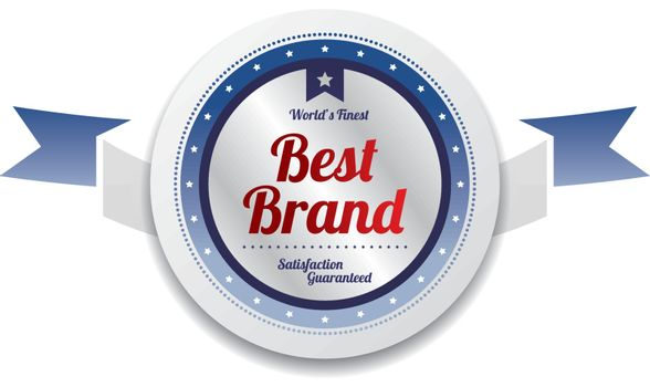 best brand product sale and quality label sticker