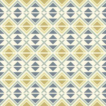Seamless geometric ethnic pattern