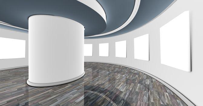 interior showroom
