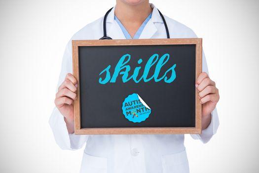 Skills against autism awareness month