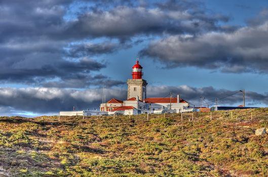 Lighthouse at Cabo da Roca, Portugal
