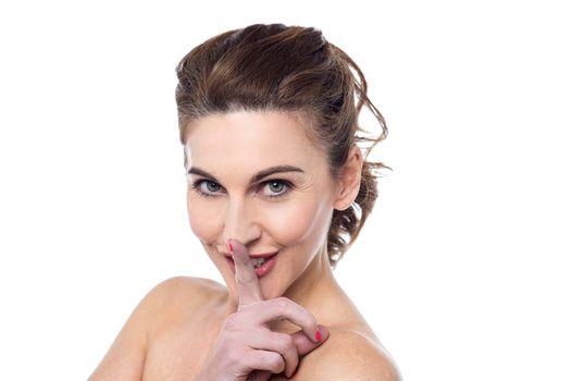 Shhh, silence please !