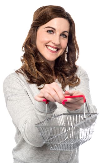 Shopping is now easy in online.