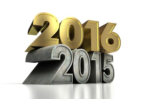2016 Gold Year and Old
