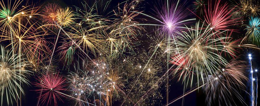 Celebrations - Fireworks Display