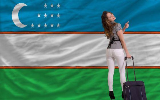 tourist travel to uzbekistan
