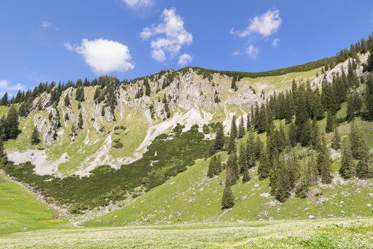 Summit Jaegerkamp Bavaria Alps