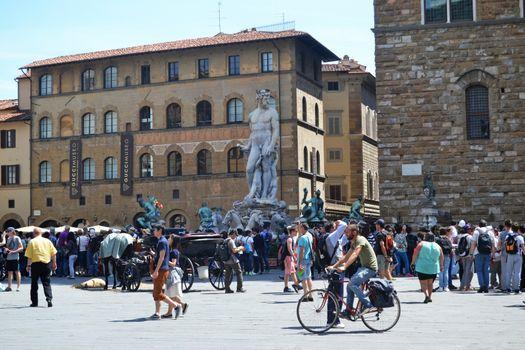 Firenze central town