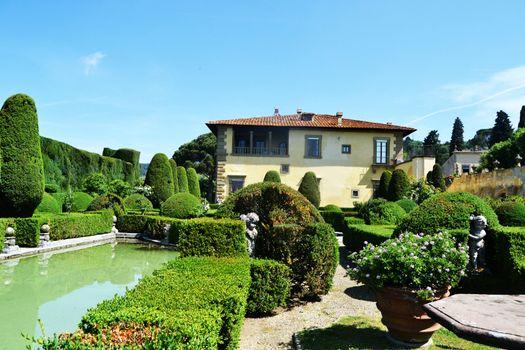 Boboli Gardens, Firenze