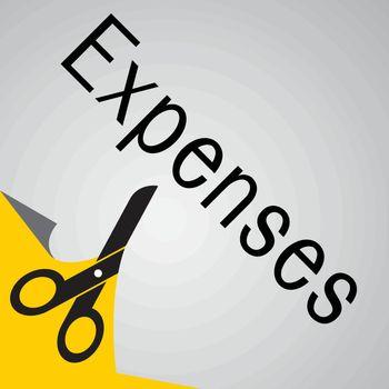 Expense cut