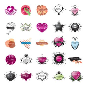 biggest collection of vector logos Fashion and Beauty