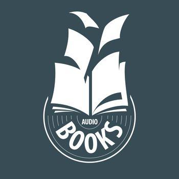 vector logo audiobooks fly away sheets