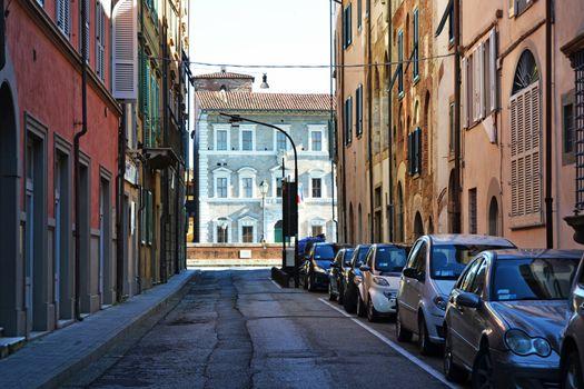 Pisa streets