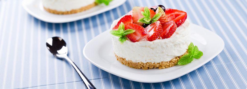 Cheesecake Panorama
