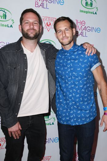 Dante Brunetto, John Doherty at the Imagine Ball Benefiting Imagine LA, House of Blues, West Hollywood, CA 06-04-15/ImageCollect