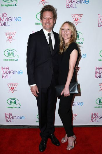James Tupper, Anne Heche at the Imagine Ball Benefiting Imagine LA, House of Blues, West Hollywood, CA 06-04-15/ImageCollect