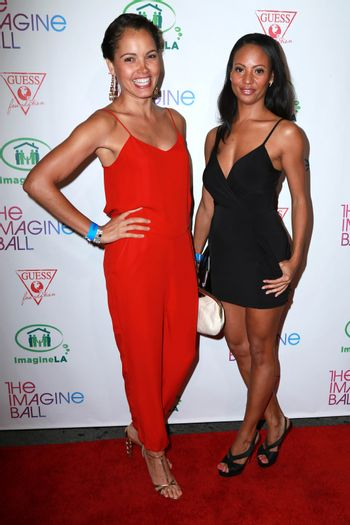 Susie Castillo, Candace Smith at the Imagine Ball Benefiting Imagine LA, House of Blues, West Hollywood, CA 06-04-15/ImageCollect