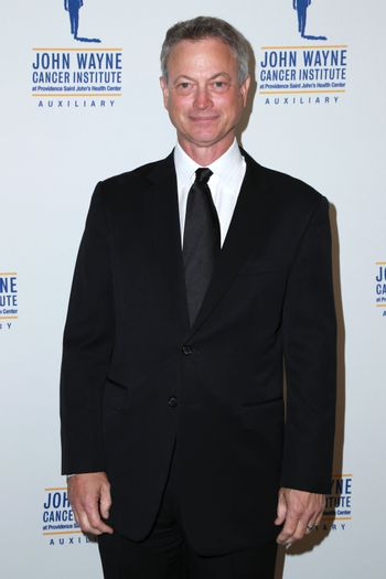 Gary Sinise at the 30th Annual John Wayne Odyssey Ball, Beverly Wilshire Hotel, Beverly Hills, CA 04-11-15/ImageCollect