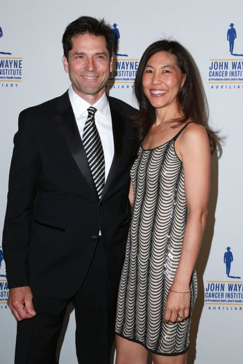 Maggie Dinome at the 30th Annual John Wayne Odyssey Ball, Beverly Wilshire Hotel, Beverly Hills, CA 04-11-15/ImageCollect