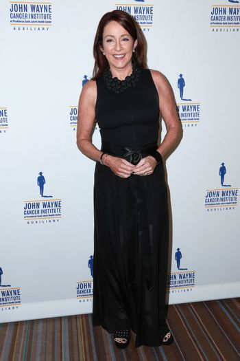 Patricia Heaton at the 30th Annual John Wayne Odyssey Ball, Beverly Wilshire Hotel, Beverly Hills, CA 04-11-15/ImageCollect