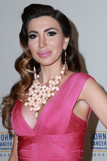 Beril Akcay at the 30th Annual John Wayne Odyssey Ball, Beverly Wilshire Hotel, Beverly Hills, CA 04-11-15/ImageCollect