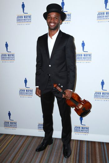 Lee England Jr. at the 30th Annual John Wayne Odyssey Ball, Beverly Wilshire Hotel, Beverly Hills, CA 04-11-15/ImageCollect