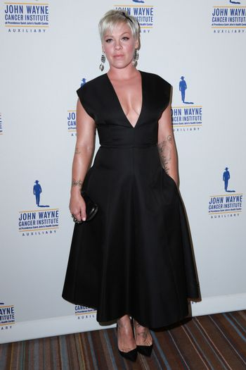 Pink at the 30th Annual John Wayne Odyssey Ball, Beverly Wilshire Hotel, Beverly Hills, CA 04-11-15/ImageCollect