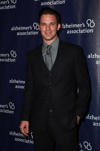 Matt Lanter at the 23rd Annual A Night at Sardi's to benefit the Alzheimer's Association, Beverly Hilton Hotel, Beverly Hills, CA 03-18-15/ImageCollect