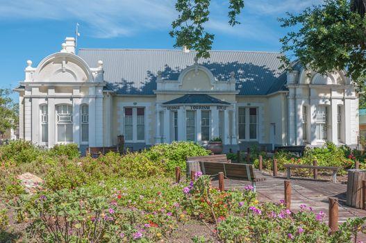 Tourism bureau building in George