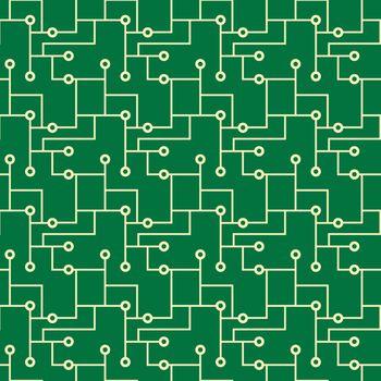 Chip Seamless Pattern