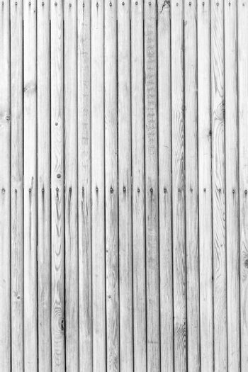 Vintage  White Background Wood Wall. Background of light  wooden planks