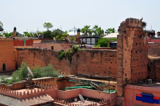 morocco slum