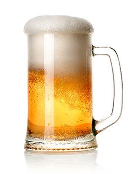 Beer in a mug