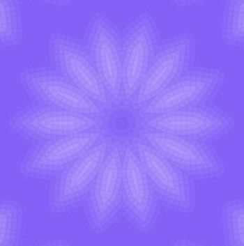 Abstract lilac background with concentric pattern